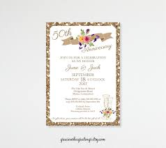 wedding anniversary invitations inspiration anniversary invitations th th th th th th of wedding anniversary invitations