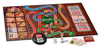Real Wooden Jumanji Board Game JUMANJI BOARD GAME PERFECT CHRISTMAS GIFT LIMITED STOCK Free UK 72