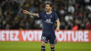 Messi to miss second consecutive PSG game with knee discomfort