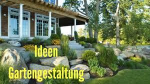Ideen Gartengestaltung - YouTube