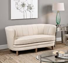 Couch: Curved Couches - 11 - Curved Couches For Sale