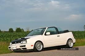 1997 Volkswagen Cabrio Vr6 Supercharged