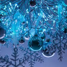 winter wonderland diy lighted branch chandelier