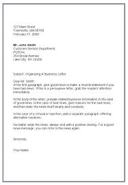 Block Form Business Letter Business Letter Block Format Insaat Mcpgroup Co