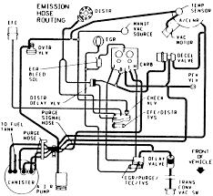 Diagram 1986 toyota pickup carburetor diagram