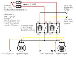 hella light relay wiring diagram efcaviation com 30 Amp Relay Wiring Diagram hella light relay wiring diagram moparts on the web main index,design 30 amp relay wiring diagram 99 softail