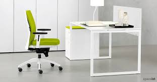 office dest. Frame Modular White Office Desk Dest U