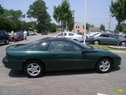 Polo Green Metallic 1997 Chevrolet Camaro Z28 Coupe Exterior Photo ...