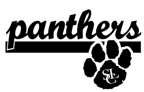 Panther Paw Embroidery Design Panther Logo Google Search Panther Logo School Spirit