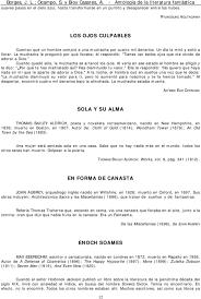 Antología de la literatura fantástica - PDF Descargar libre