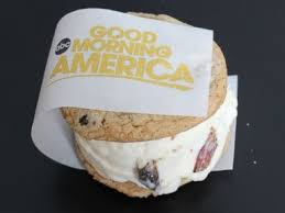 photo coolhaus good morning america cand bacon and chocolate chip cookies ice cream sandwich