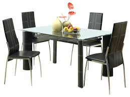 glass dining table sets india. full image for glass dining table set online india black sets e