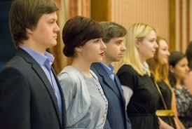 Вручение дипломов студентам в посольстве Чехии МГУУ  Вручение дипломов студентам в посольстве Чехии