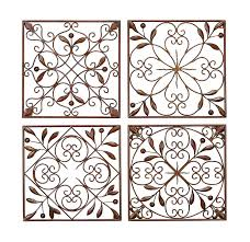 on 4 piece metal wall decor with deco 4 piece metal wall decor