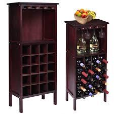 wine bottle storage furniture. Amazon.com: Gracelov New Wood Wine Cabinet Bottle Holder Storage Kitchen Home Bar Glass Rack (Wine Cabine): \u0026 Dining Furniture L