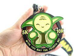 MAY THE 4TH 5K/10K – Virtual Pace ...