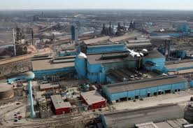 gary works steel mill u s steel fined 28 000 for death at gary works nwi steel