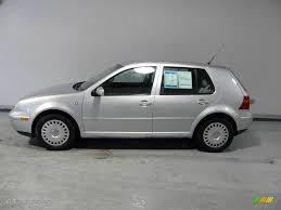 2001 Satin Silver Metallic Volkswagen Golf GLS 4 Door #2904958 ...