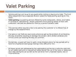 valet parking resume samples valet parking resume sample techtrontechnologies com