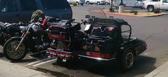 honda goldwing 1200 interstate sidecar