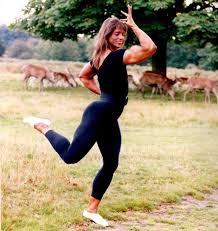 Bernie Price   Muscle women, Body building women, Female
