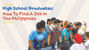 High School Graduates How To Find A Job In The Philippines