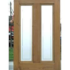 sidelight door panels curtains for side door panels a front door glass panel replacement doors etched clear border side sidelight door panel rods