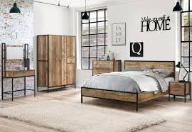 Industrial Chic. Birlea Furniture   Urban Bedroom ...