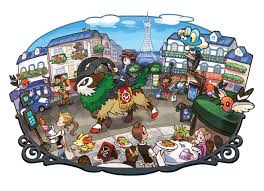Artwork Pokémon XY | Pokemon, Pokemon x and y, Pokemon website