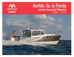 Tide Chart Hudson Fl Chartkit 6 Norfolk Va To Florida And The Intracoastal Waterway By Maptech 14 Ed