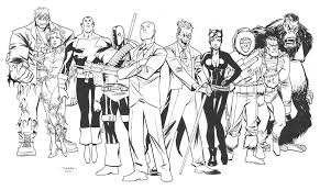 Small Picture Dc Comics Coloring Pages Printable Dc Comics Super Heroes 145
