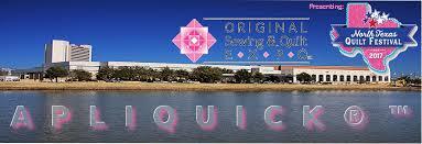 Original Sewing & Quilt Expo Arlington, TX | Apliquick & Original Sewing & Quilt Expo Arlington, TX Adamdwight.com