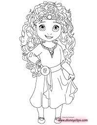 beautiful ba princess coloring pages coloring worksheets baby princess coloring pages tco3f
