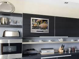 Under Cabinet Tvs Kitchen Kitchen Cabinet Tv Series Monsterlune