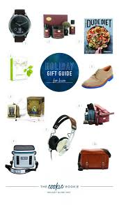 gift guide best gifts for him
