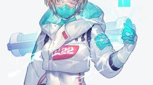 Report this skin to a moderator. Apex 検疫スキンã''着たワットソンのファンアート Apex Legendsまとめ速報 えぺタイムズ