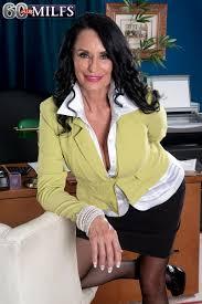 60 Plus MILFs The ass fucked boss is named Rita Daniels Rita.