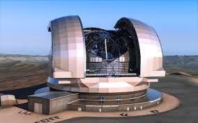 Znalezione obrazy dla zapytania telescope e-elt