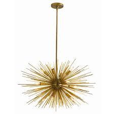 zanadoo small 12 light antique brass chandelier