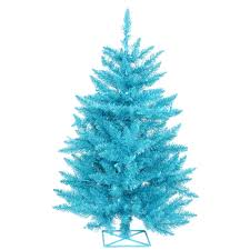Exquisite Design 3 Foot White Christmas Tree Pre Lit Artificial Trees Home  Decorating