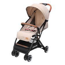 Xe đẩy cho bé Zaracos LOLA 2386 – BEIGE   Xe đẩy em bé Zaracos