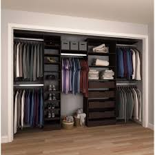 closet systems.  Closet 84 In H X 90 To 180 W 15 In To Closet Systems O