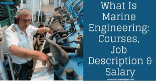 Usmc Salary Chart 2012 What Is Marine Engineering Courses Job Description Salary