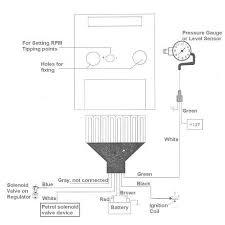gas changeover switch lgc e wiring diagram
