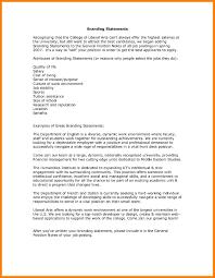 resume branding statement