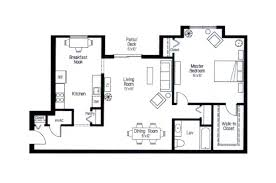 Small One Bedroom Apartment Marvellous 1 Bedroom Apartment Floor Plans Photo Design