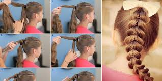 Hairstyle Easy Step By Step step by step kids hairstyles kids hairstyles step step easy 4460 by stevesalt.us