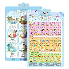 Learning Chart Leleyu Kids Education Chart Wall Poster 3d Embossed Learning Chart Students Pvc Learning Charts Buy Students Pvc Learning Charts 3d Poster Education