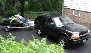 FS: 2002 Chevy Blazer 4x4 2-door (65K mls)