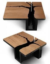 Made Of Solid MDF With A Walnut Veneer Top, The